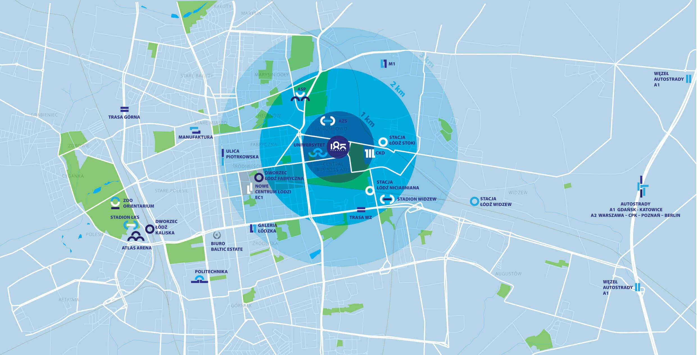 Pomorska 185 - mapka nowe punkty-01 (1)